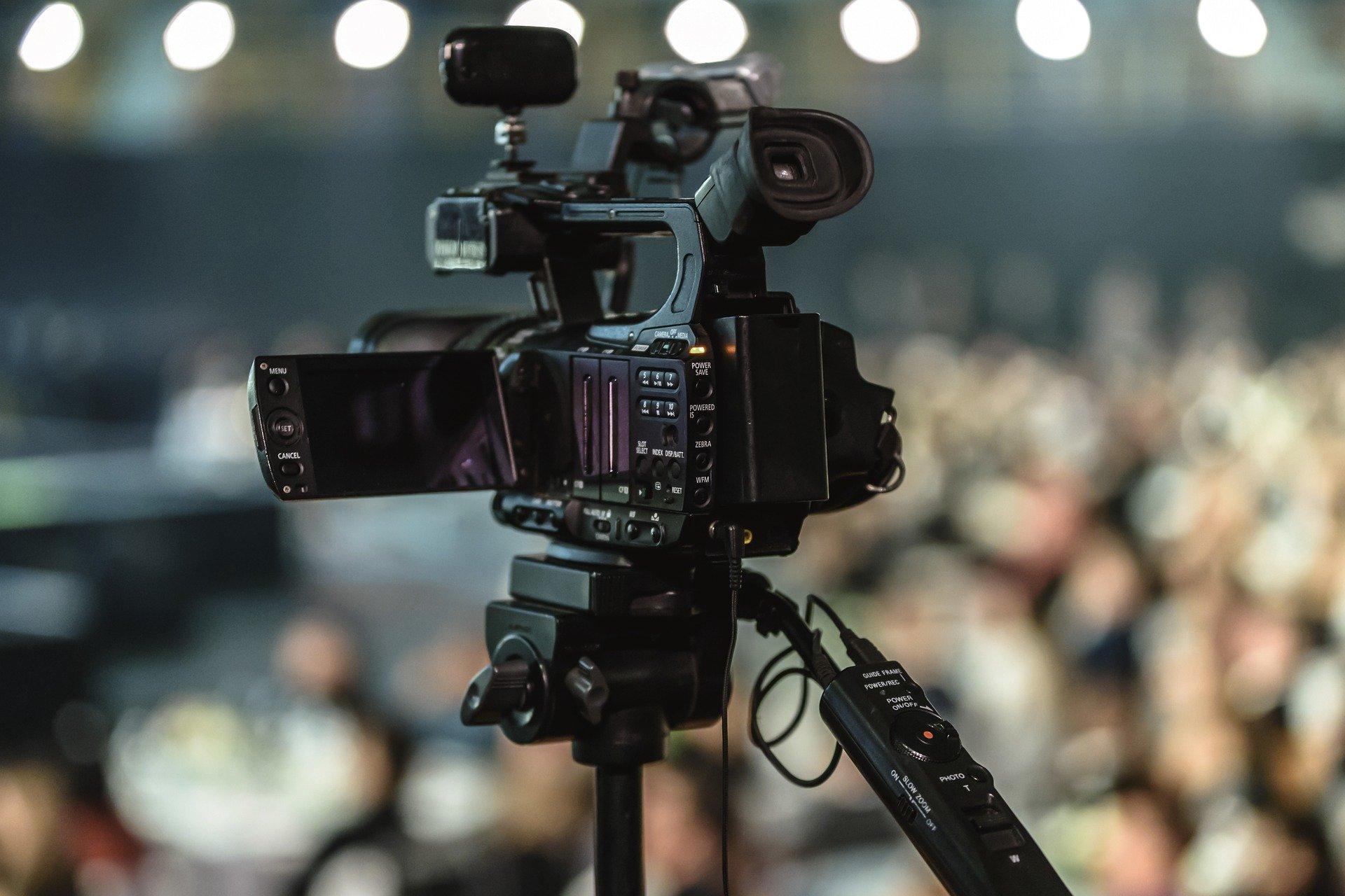Videostreaming von Events