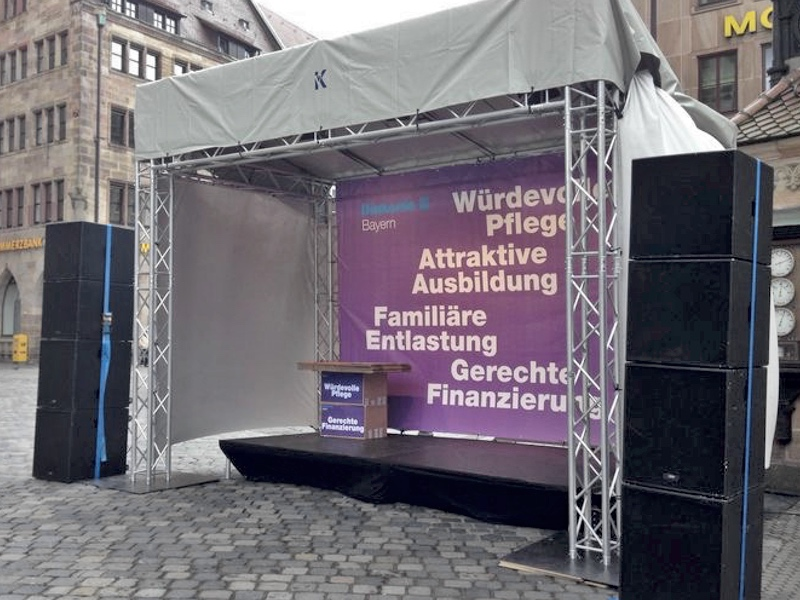 Veranstaltungstechnik Nürnberg