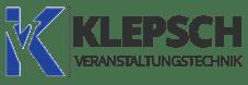Veranstaltungstechnik Klepsch Logo