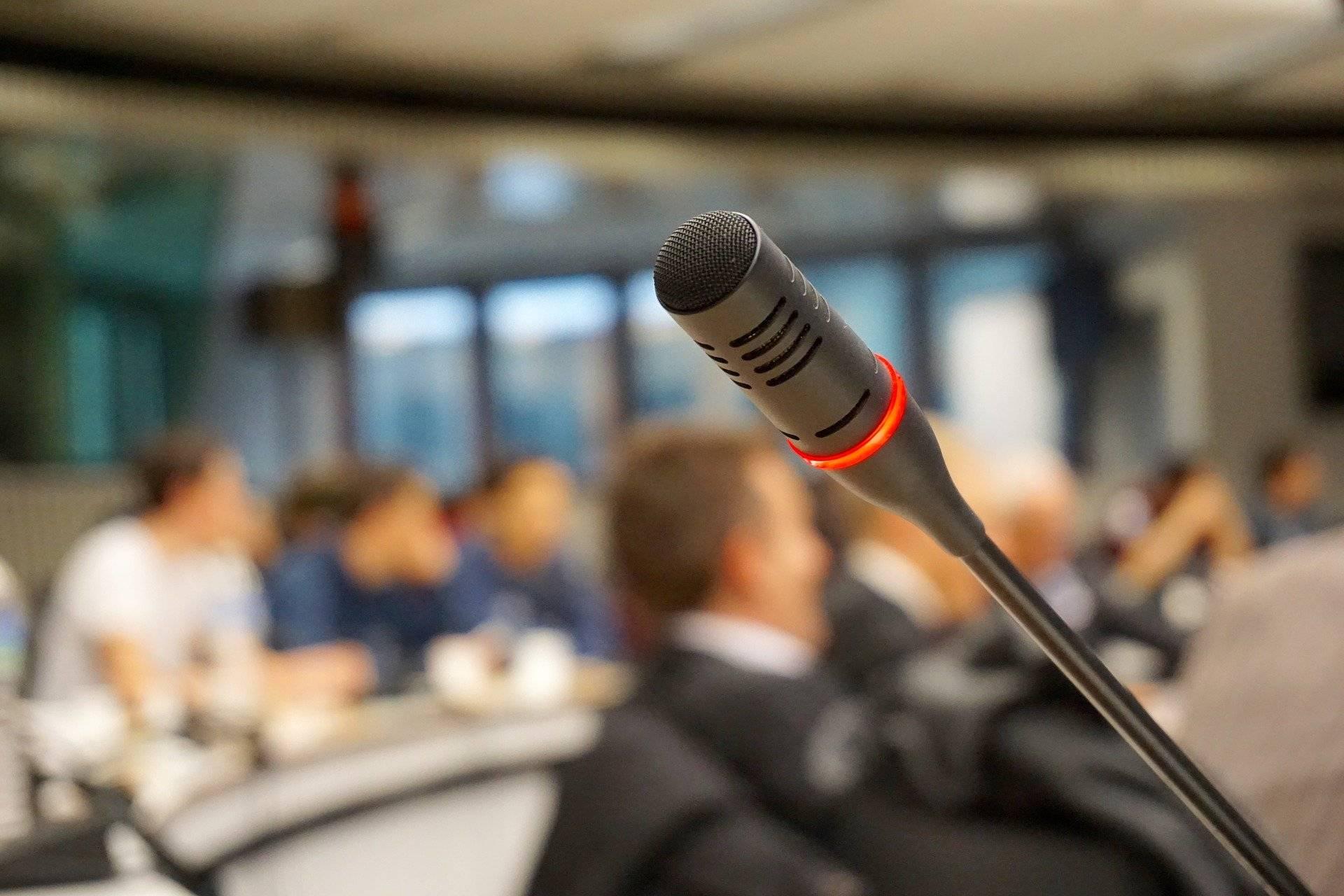 Konferenzmikrofon mieten